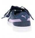 Puma Παιδικό Παπούτσι Μόδας Smash V2 Ribbon Ac Ps 366004