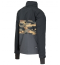 Emerson Ανδρικό Αθλητικό Μπουφάν Fw18 Men'S Pull-Over Jacket With Roll-In Hood EM10.48