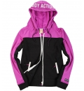 Body Action Women Polar Fleece Zip Hoodie