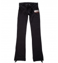 Body Action WOMEN SLIM FIT PANTS