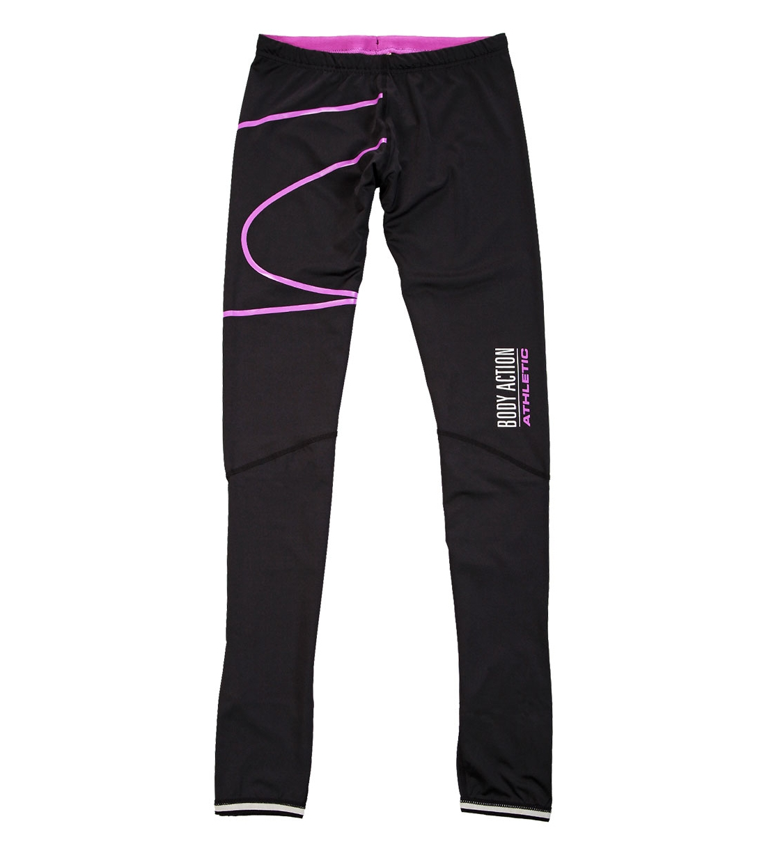 Body Action Women Fitted Leggings