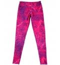 Body Action Γυναικείο Αθλητικό Κολάν Women Leggings Lettering Design 11731