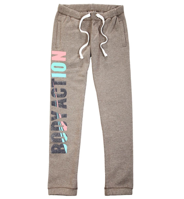 Body Action Γυναικείο Αθλητικό Παντελόνι Women Regular Fit Sweatpants 021613
