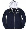 Body Action Γυναικεία Ζακέτα Με Κουκούλα Fw18 Women Hooded Jacket 071821