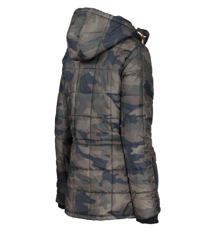 4fd0f650acf Body Action Γυναικείο Αθλητικό Μπουφάν Fw18 Women Hip-Length Quilted Jacket  071826