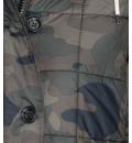 Body Action Γυναικείο Αθλητικό Μπουφάν Fw18 Women Hip-Length Quilted Jacket 071826