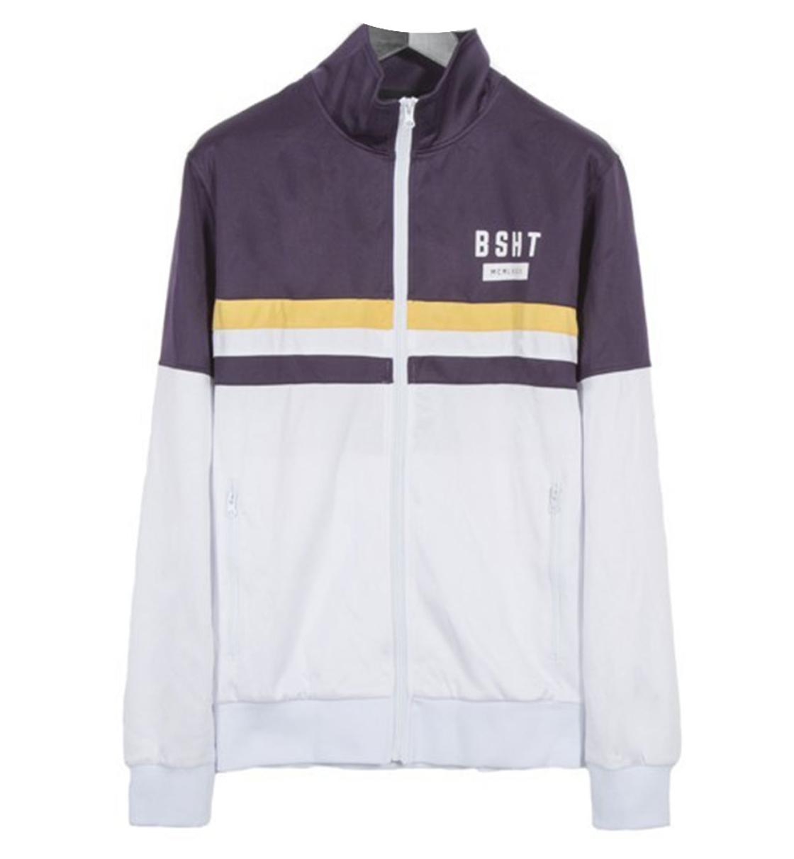 Basehit Ανδρική Ζακέτα Men'S Zip Up Track Jacket BM23.06