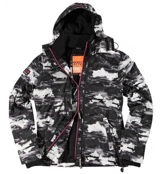 a843cbf37ce Body Action Γυναικείο Αθλητικό Μπουφάν Fw18 Women Winter Fleece Lined Jacket  071827