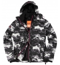 Body Action Γυναικείο Αθλητικό Μπουφάν Fw18 Women Winter Fleece Lined Jacket 071827