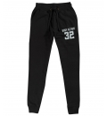 Body Action Ανδρικό Αθλητικό Παντελόνι Men Vintage Joggers 023848