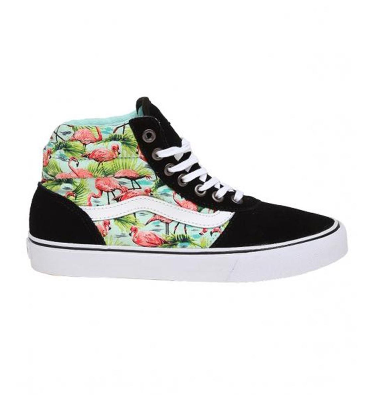 Vans Γυναικείο Παπούτσι Μόδας Fw18 Milton Hi Vn000Xkviqg