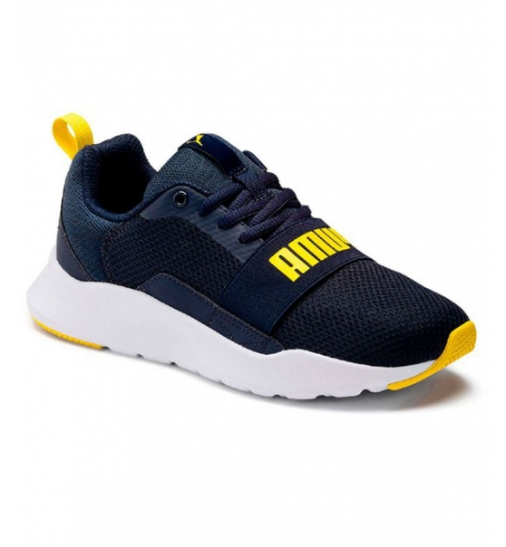 Puma Εφηβικό Παπούτσι Athleisure Ss19 Wired Jr 366901 0c4e1ebb5e0