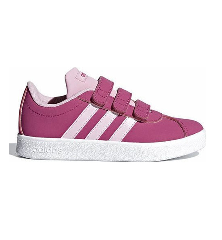 adidas Παιδικό Παπούτσι Μόδας Ss19 Vl Court 2.0 Cmf C F36394
