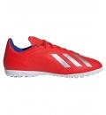 adidas Ανδρικό Παπούτσι Ποδοσφαίρου Ss19 X 18.4 Tf BB9413