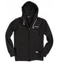 Body Action Ανδρική Ζακέτα Με Κουκούλα Fw18 Men Fleece Full-Zip Sweatshirt 073813