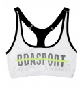 Body Action Γυναικείο Μπουστάκι Women Racerback Yoga Bra 041738