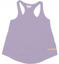 Body Action RACEBACK TANK TOP