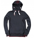 Body Action Ανδρικό Φούτερ Με Κουκούλα Men Pullover Hoodie 063824