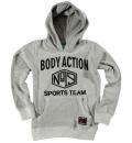 Body Action Παιδικό Φούτερ Με Κουκούλα Boys Basic Hoodie 064801