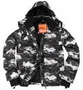 Body Action Ανδρικό Αθλητικό Μπουφάν Fw18 Men Winter Fleece Lined Jacket 073822