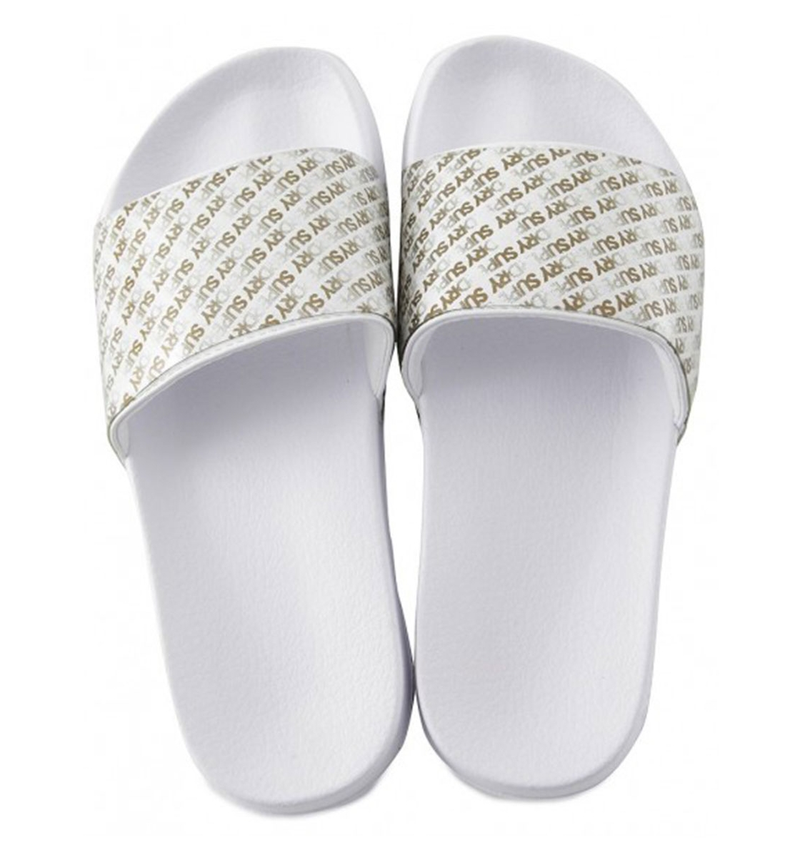 Superdry Ss19 D2 Superdry Repeat Jelly Pool Slide Παπουτσι Γυναικειο