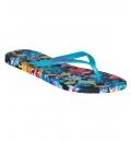 Γυναικεία Σαγιονάρα Παραλίας Y Ss19 D3 Super Sleek Aop Flip Flop Παπουτσι Γυναι 12-GF3155TT