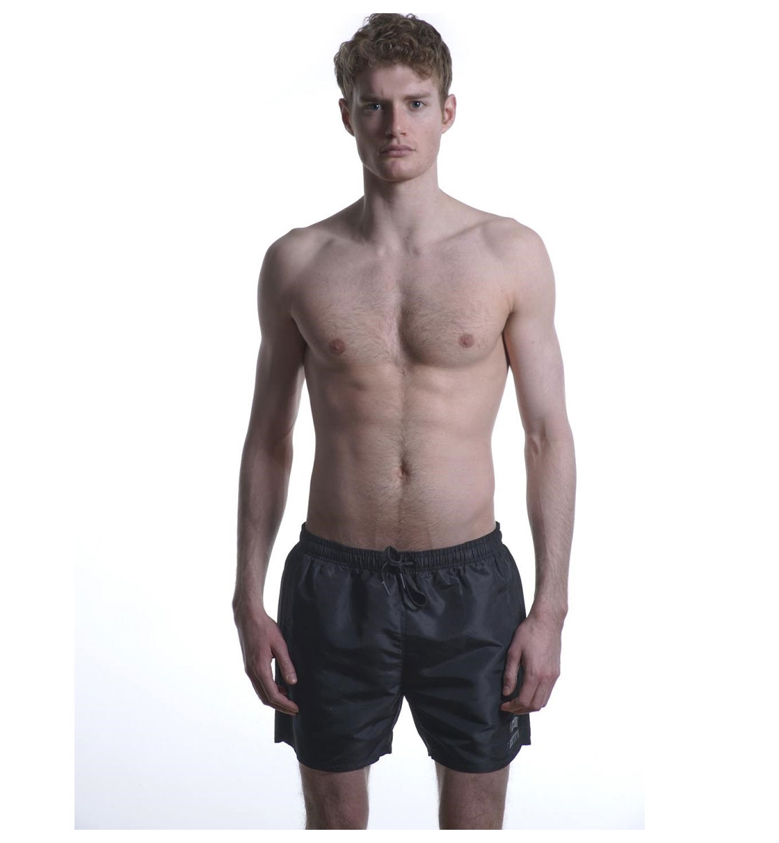 Body Action Ss19 Men Beach Shorts