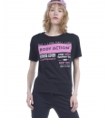 Body Action Ss19 Women Comfort Fit T-Shirt