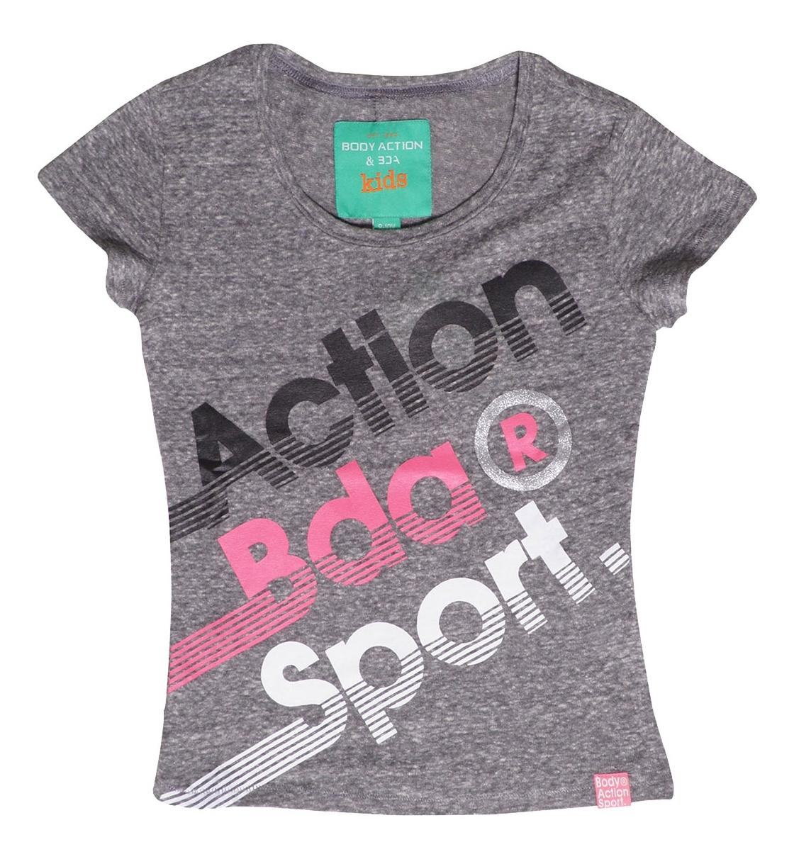 Παιδική Κοντομάνικη Μπλούζα Ss19 Girls Short Sleeve T-Shirt 052901
