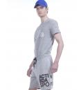 Ανδρική Κοντομάνικη Μπλούζα Ss19 Men Long Line T-Shirt 053927