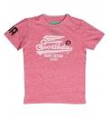 Παιδική Κοντομάνικη Μπλούζα Ss19 Boys Jaspe T-Shirt 054901