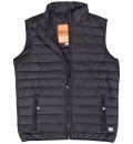 Body Action Ss19 Men Ultralight Quilted Vest
