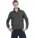 Body Action Ss19 Men Mesh Lined Jacket