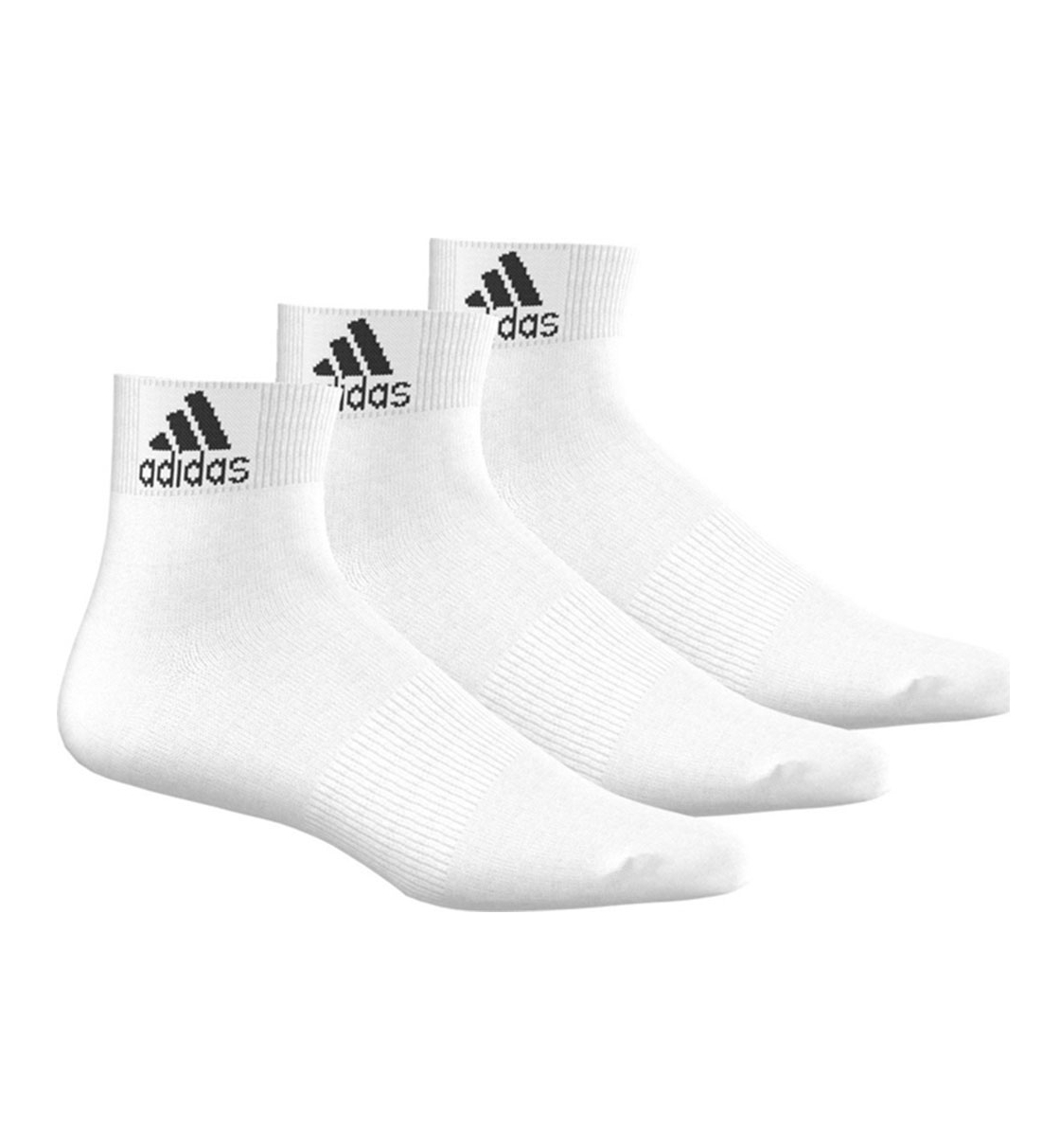 Adidas Ss19 Performance Thin Ankle Socks (3 Pairs Pack)