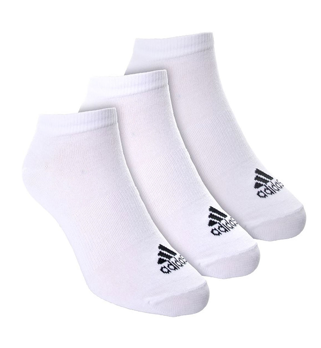 Adidas Ss19 Performance Thin No-Show Socks (3 Pairs Pack)