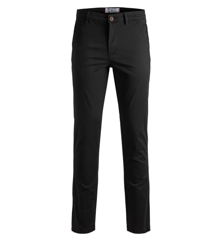 Ανδρικό Υφασμάτινο Παντελόνι Fw19 Jjimarco Jjbowie Sa Black Noos 12150158