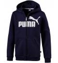 Puma Fw19 Ess Logo Hooded Jacket Fl B
