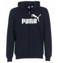 Puma Fw19 Ess Fz Hoody Fl Big Logo