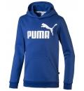Puma Παιδικό Φούτερ Με Κουκούλα Fw18 Ess Logo Hoody Fl Sweater 852105