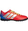 Adidas Εφηβικό Παπούτσι Ποδοσφαίρου Fw19 Nemeziz Messi 18.4 Tf J CM8642