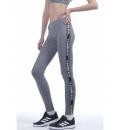 Body Action Γυναικείο Αθλητικό Κολάν Fw19 Women Fitted Leggings 011929