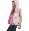 Body Action Fw19 Women Ultralight Hooded Vest