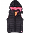 Body Action Fw19 Girls Ultralight Quilted Vest