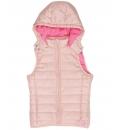 Body Action Παιδικό Αθλητικό Μπουφάν Αμάνικο Fw19 Girls Ultralight Quilted Vest 072901