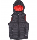 Body Action Ss19 Boys Ultralight Quilted Vest