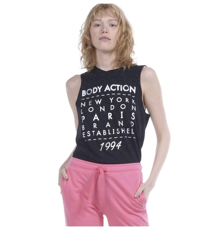 Γυναικεία Αμάνικη Μπλούζα Ss19 Women Punk Tank Top 041923