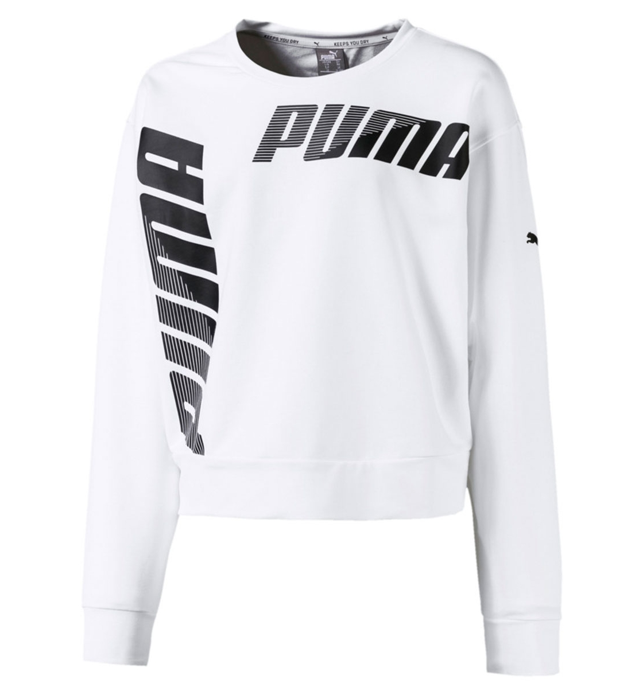 Puma Fw19 Modern Sports Crew Sweat Tr G