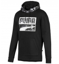 Puma Fw19 Rebel Camo Hoody Fl