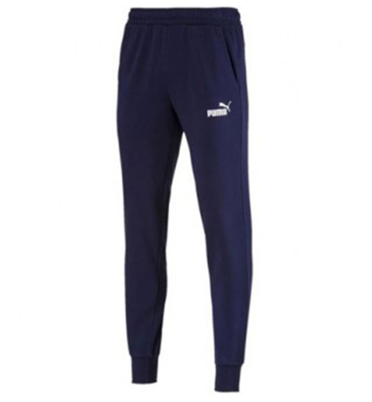 Puma Ανδρικό Αθλητικό Παντελόνι Fw19 Ess Logo Pants Tr Cl 851754