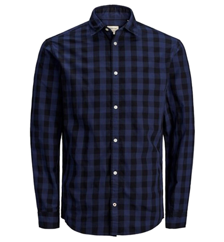 Ανδρικό Πουκάμισο Fw19 Jjegingham Shirt L/S Ps 12163779
